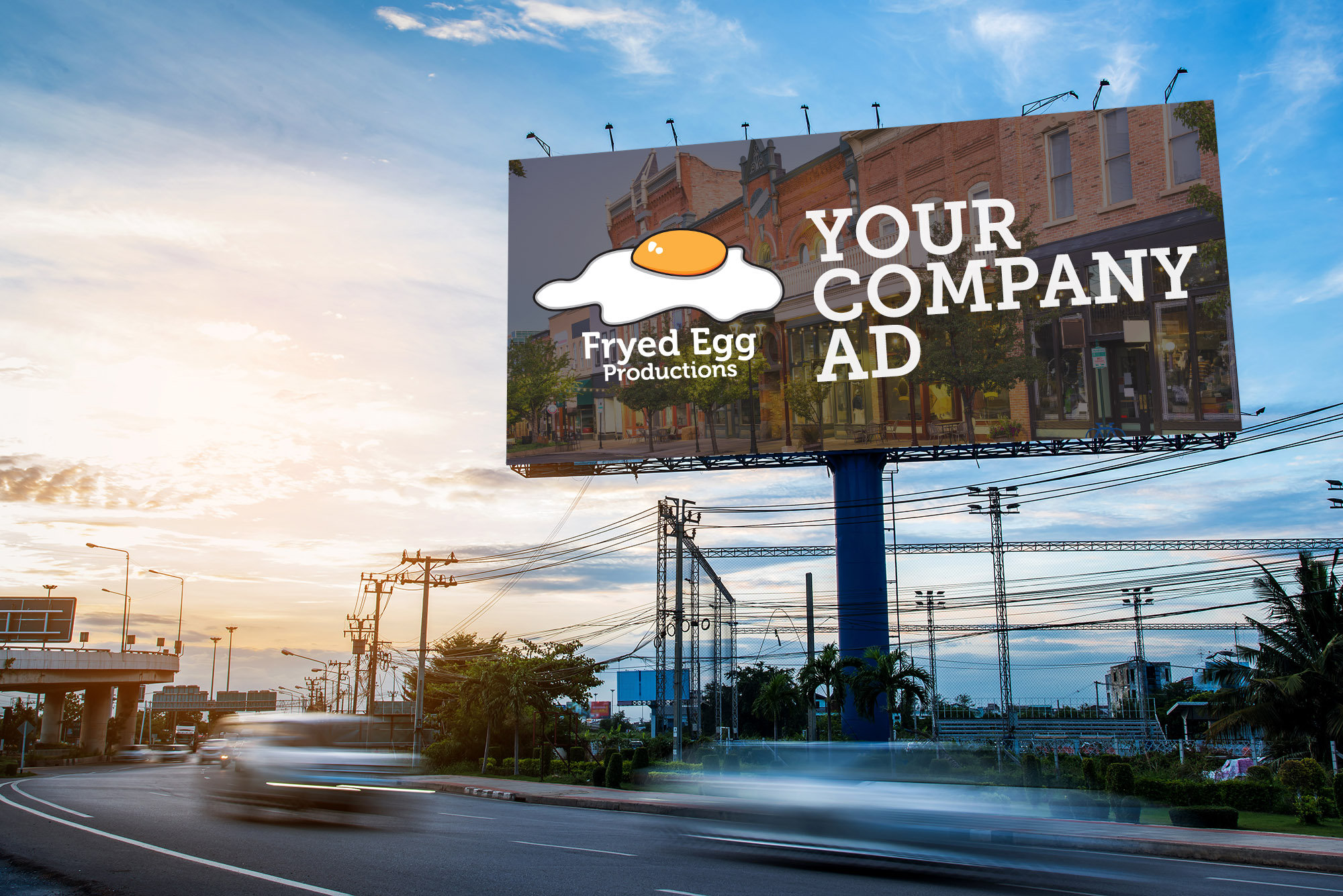 "Featured image for ""Billboards – always in front of your driving audience"""